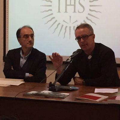 Berardino Guarino e p. Gianfranco Matarazzo