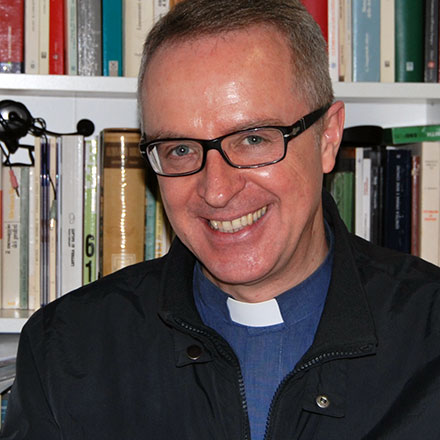 p. Gianfranco Matarazzo SJ