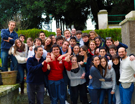 Roma 171 Kairos 187 Per Gli Alunni Di Quarta Liceo Del Massimo