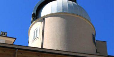 Castel Gandolfo. Il Papa visita la comunità dei gesuiti della Specola Vaticana