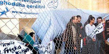 JRS Malta. Centro di detenzione