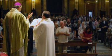 Roma. In centinaia al Gesù in preghiera per Martini con Zuppi e Casalone