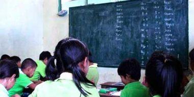 tailandia bambini a scuola