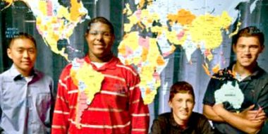 GesuitiEducazione. Scuole ignaziane: una rete globale per un pianeta più solidale e  accogliente