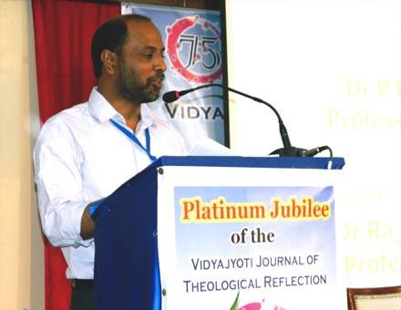 Vidyajyoti Journal