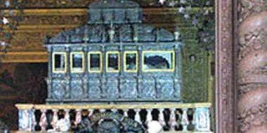 tomba Francesco Saverio Goa