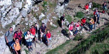Pellegrinaggio ignaziano 2007