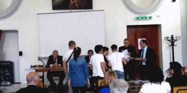 Napoli. Legalità, ambiente e sviluppo: il Gesù nuovo premia gli studenti delle superiori