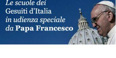 Scuole. Il 7 giugno le scuole dei gesuiti incontrano il Papa