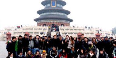 Scuole. Maturandi italiani sulle strade di Pechino