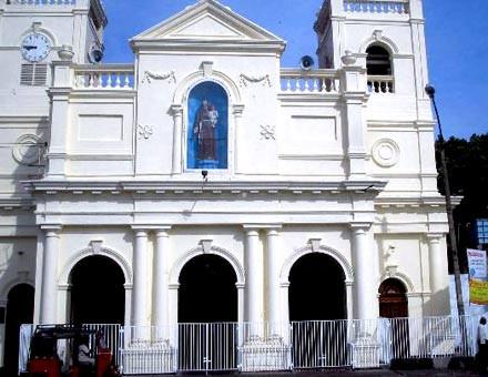 cattedrale goa