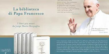 La biblioteca di Papa Francesco