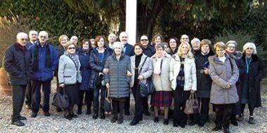 Roma. L'AdP si rinnova con la benedizione di papa Francesco