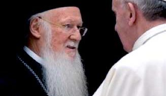 Roma. Sinodo e Primato nell'intervista del patriarca Bartolomeo a Civiltà Cattolica