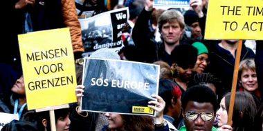 Europa. Le frontiere della paura, gli impegni della Compagnia