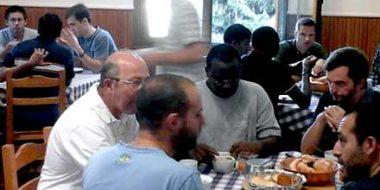 Genova. Imparare le parole per spezzare la Parola: Italian Course for Foreign Jesuits