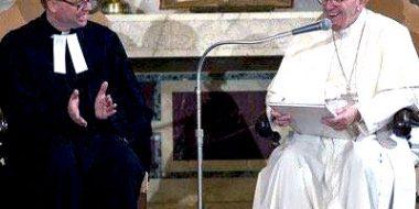 Roma. A CiviltàCattolica incontro con il pastore luterano di Roma