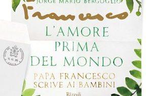 Roma. In un libro Francesco risponde alle domande dei bambini