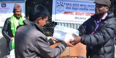 Nepal. Il Magis: ricostruire il paese e la comunità