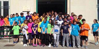 Messina. Gemellaggio sportivo tra le scuole della rete