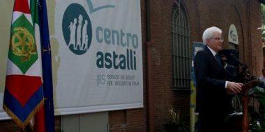Roma. Astalli: i rifugiati si raccontano al presidente Mattarella