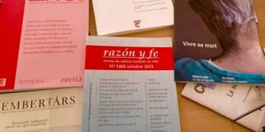 Madrid. La collaborazione tra le riviste dei gesuiti in Europa