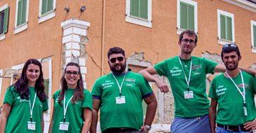 Roma. Ascolto e lavoro: proseguono i campi LMS-CVX nelle tendopoli di Amatrice