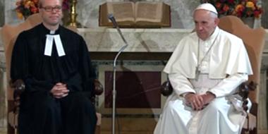Roma. La Civiltà Cattolica: Lutero secondo Francesco, intervista esclusiva