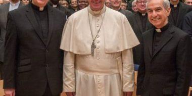 """Roma. Civiltà cattolica: """"Il Papa ai gesuiti: la Chiesa abbia audacia e profezia"""""""