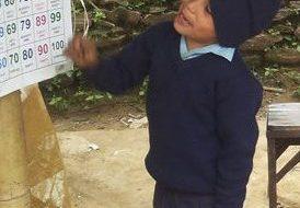 Consegna della scuola ricostruita