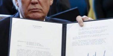 """""""L'ordine di Trump è  un affronto alla nostra missione e un attacco ai valori americani e cristiani"""""""
