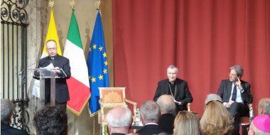 Civiltà Cattolica: evento sulla diplomazia con il presidente Gentiloni e il card. Parolin