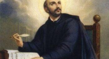 Restauro del diario di Sant'Ignazio di Loyola