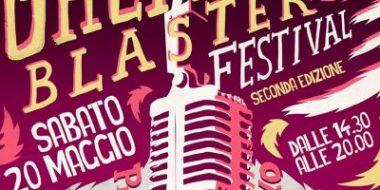 """Appuntamento in piazza per """"Ghettoblaster II"""""""