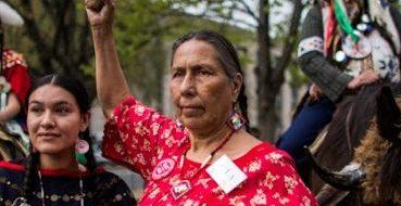 I gesuiti restituiscono la terra ai Rosebud Sioux