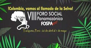 """L'appello per il """"Buen Vivir"""" del Forum sociale Pan-Amazzonico"""