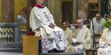 Roma. Preghiera e festa per il battesimo della Provincia Euro-Mediterranea