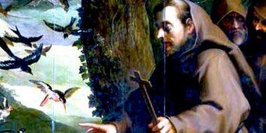 Arte e santità: san Francesco nella chiesa del Gesù
