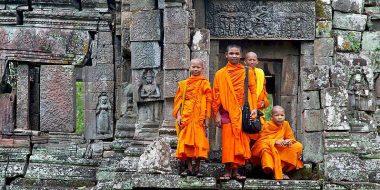 Gesuiti e buddisti in dialogo