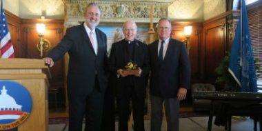 """Il JRS ha ricevuto l' """"Anne Frank Award"""""""