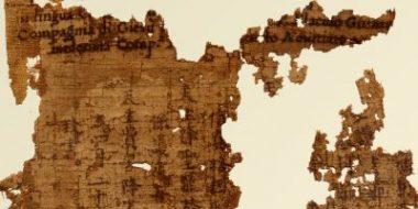 A Messina riportata alla luce copia cinese della Lettera della Madonna