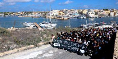 Astalli, a Lampedusa per un'Europa aperta e solidale