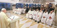 I nuovi Provinciali hanno concelebrato con il Papa