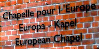 Una cappella per l'Europa