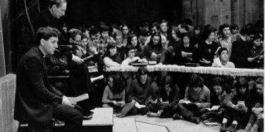 Giovani, silenzio e Parola