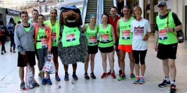 Da Malta alla Maratona di Londra per sostenere le persone vulnerabili
