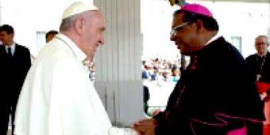 E' un gesuita il nuovo vescovo di Ranchi