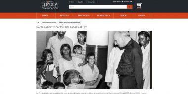 Parte il processo di beatificazione per padre Pedro Arrupe