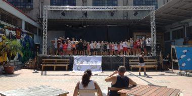Giovani Meg tra Genova e San Giovanni a Teduccio
