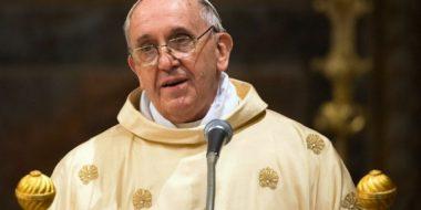 """Francesco: """"Senza libertà non si può essere gesuita"""""""